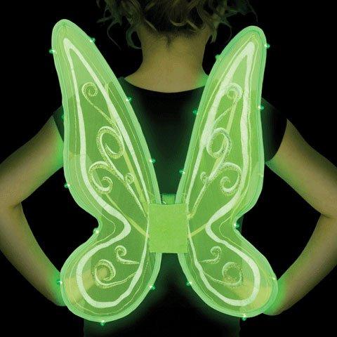 светящиеся крылья 2013