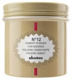 """DAVINES №12 Укладочное средство для волос """"Цемент"""" (Давинес) - CEMENT POWDER, 15 гр"""