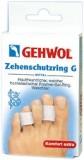 Гель-кольцо G малые – ZEHENSCHUTZRING G, (25 мм, 2 шт)